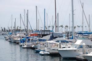 Mission Bay boat rental port